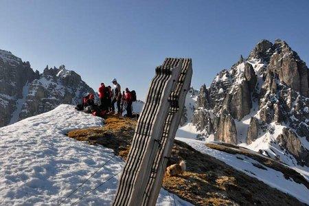 Widdersberg (2327 m) durch die Lizumer Grube