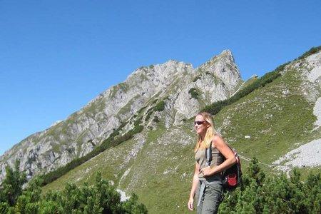 Lattenspitze (2330 m) von Thaur