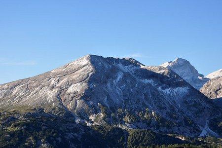 Sas dla Para (2460 m) von der Fodara Vedla