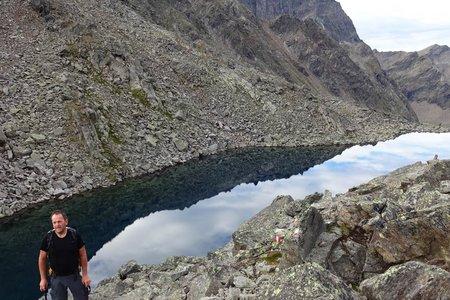 Gartlsee (2571 m) von Seichenbrunn