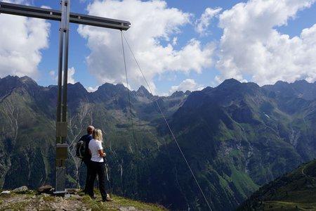 Rosskopf - Rundwanderung (2320m) von Scheibe