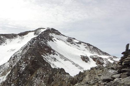 Hasenöhrl (3257 m) von der Kuppelwieser Alm