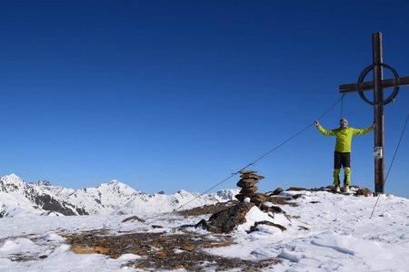 Grionkopf (2896 m) von Rojen