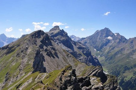 Stoamandlweg–3 Gipfel Rundtour vom Padasterjochhaus