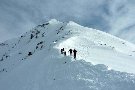Wetterspitze (2709 m) über die Allrissalm