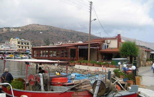 Fischerhafen Elounda