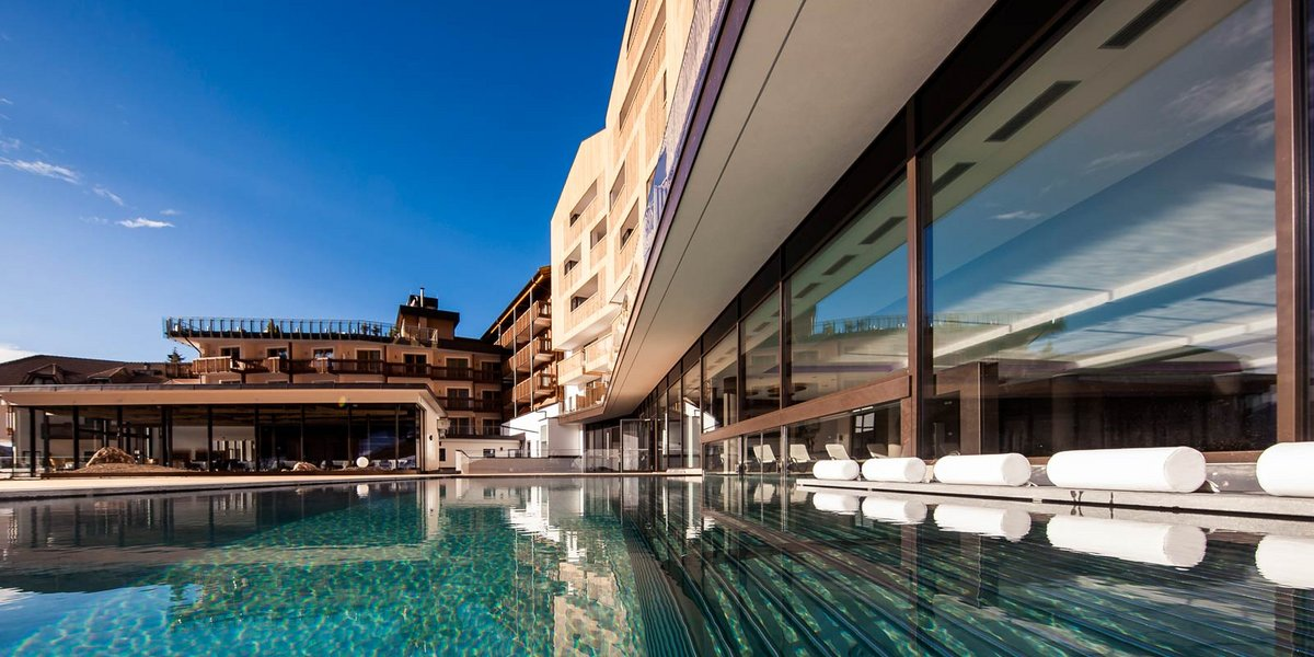 Schwimmbad Hotel Cristal
