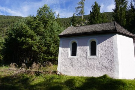 Einsiedlerkapelle vom Mellaunerhof