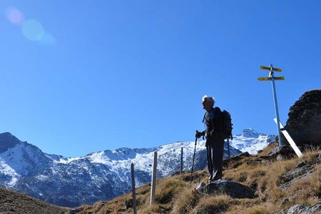 Lampsenspitze-Überschreitung (2876 m) von St. Sigmund