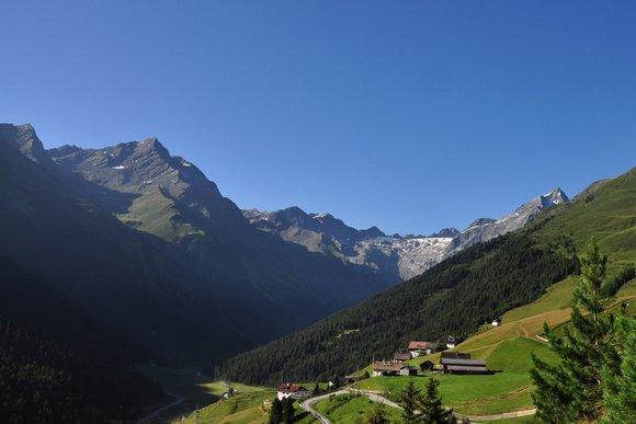 Sellraintal - Bergsteigerdörfer mit vielen Attributen