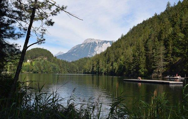 Piburger See im Ötztal