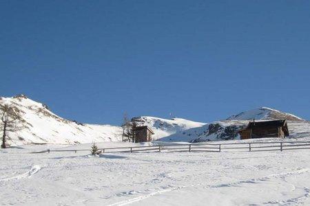 Flatschspitze (2567 m) vom Brennerbad