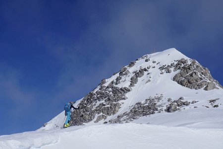 Stulser Hochwart (2606 m) von Stuls