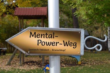 Mental-Power-Weg Leutasch-Brunschkopf