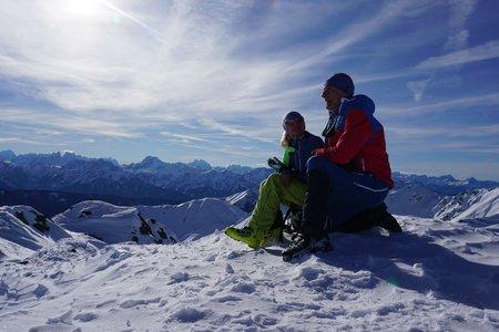 Kaserspitze (2768m) von der Talschlusshütte