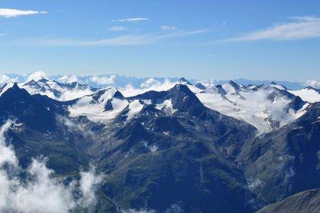 Schnalser 4-Dreitausender Gipfelrundtour