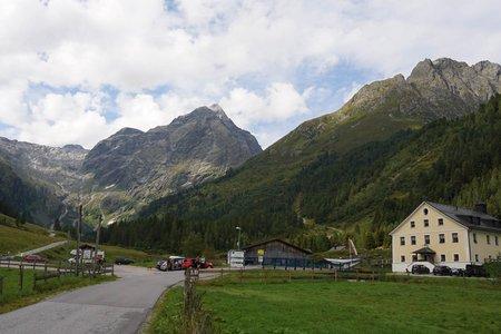 Alpengasthof Lüsens von Gries im Sellrain