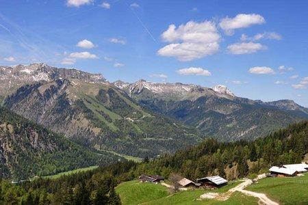 Rund um den Unnutz von Achenkirch