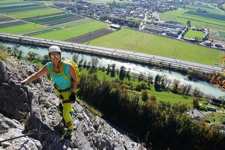 Kaiser-Max-Klettersteig Sektion I