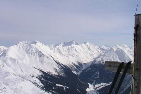 Fleckner (2331 m) aus dem Ratschingstal