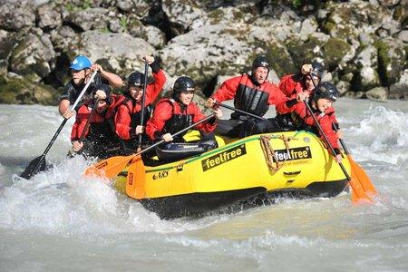 Rafting & Canyoning in Tirol