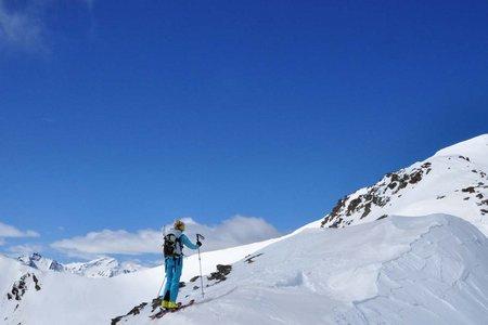 Hasenohr (3257 m) von Steinrast
