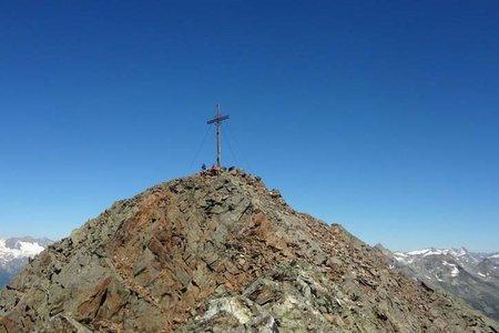 Große Windschar (3041 m) von Mühlbach