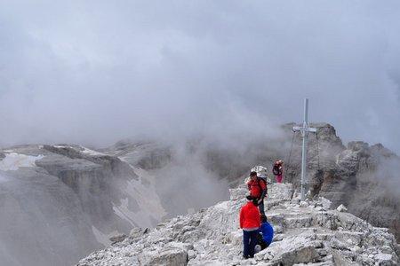 Pisciadu (2985 m) durch das Val Setus