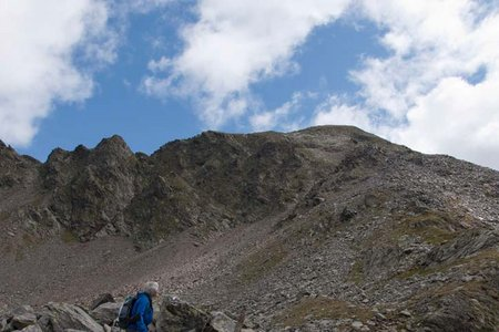 Kempspitze (2704 m) aus dem Winnebachtal