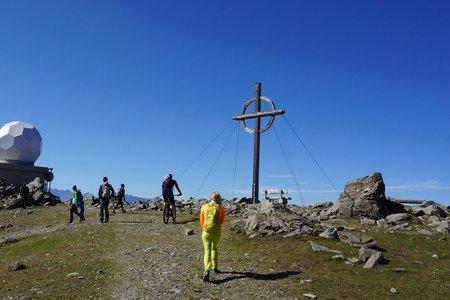 Patscherkofel (2248m) am Normalweg