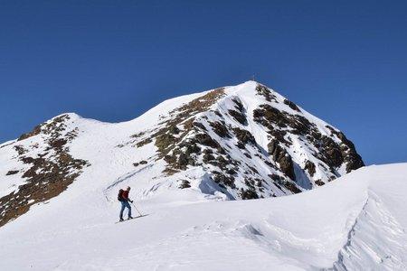 Alpenspitze (2477 m) vom Wannser Hof - Überschreitung