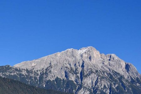 Hohe Munde-Klettersteig (2662 m) vom Straßberghaus