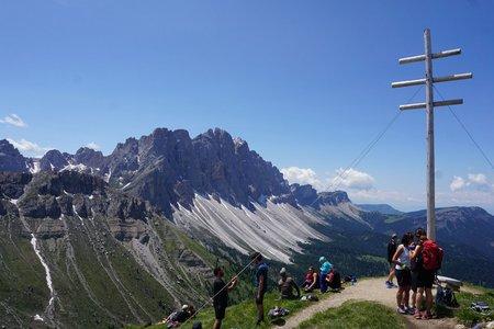 Zendleser Kofel (2422m) durch das Wörndle Loch