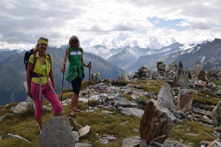 Petersköpfl (2679 m) vom Schlegeisspeicher
