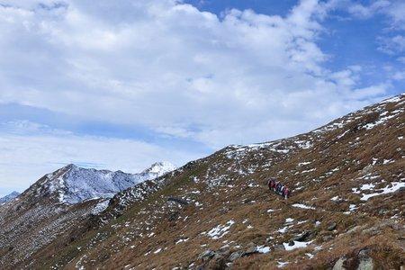 Vorderer Brunnenkopf (2682 m) vom Fisser Joch