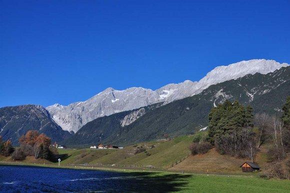 Mieminger Plateau, Telfs Umgebung