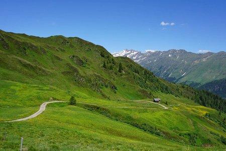 3-Almen-Rundfahrt vom Weiler Gasse