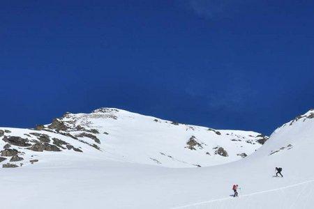 Fernerspitze-Fernerkopf (2953 m) von der Sesvennahuette
