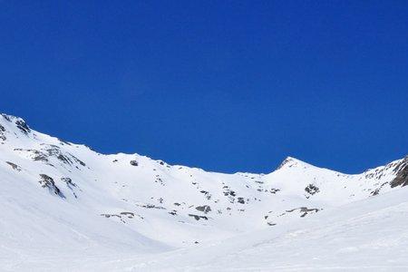 Innere Pederspitze (3295 m) von der Zufallhütte