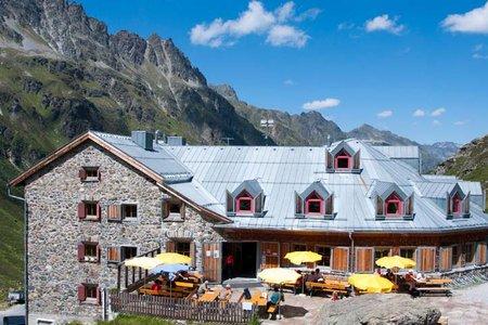 Jamtal Hütte, 2165 m - Galtür/Jamtal