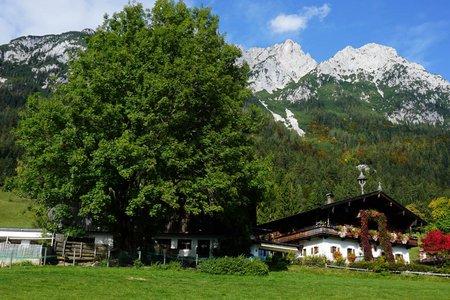 Hintersteiner See - Kaiseralm Runde von Söll