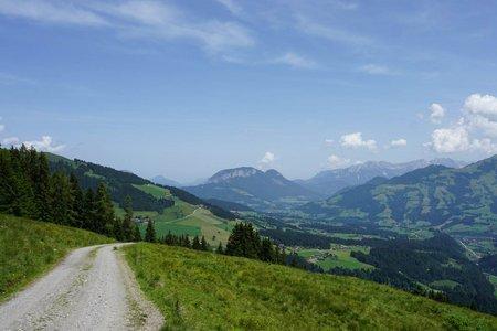 Haagalm – Penningberg Runde von Hopfgarten