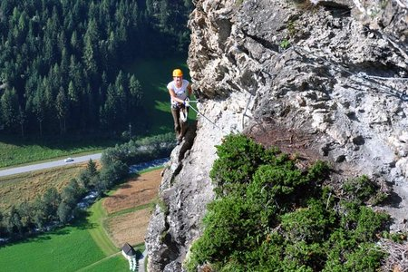 Peter Kofler Klettersteig (Stafflacher Wand)