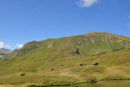 Rötenspitze (2481 m) von Obernberg