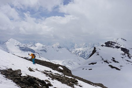 Westliche Silvretta-Durchquerung von Ischgl nach Wirl