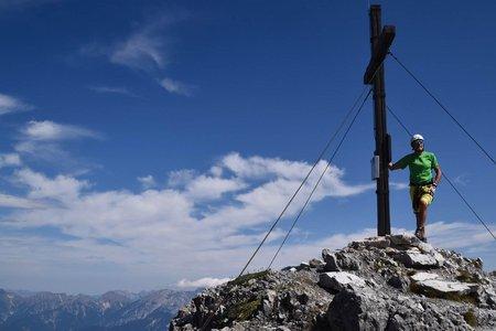 Steingrubenkogel–Klettersteig (2633m) von der Kemater Alm