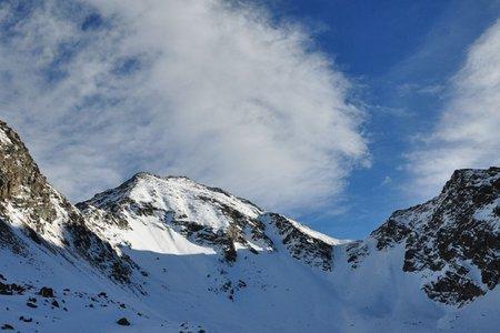 Gaiskogel (2820 m) von Kühtai