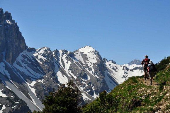 Bergtourentipps in Tirol