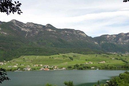 Kalterer See Rundwanderung - Naturerlebnisweg