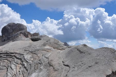 Conturinesspitze-Klettersteig (3064 m) von der Faneshütte